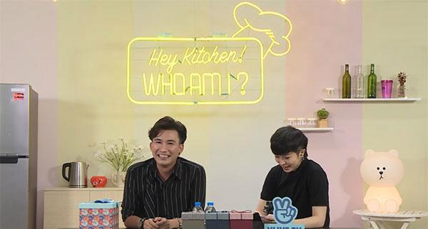 Tối qua (14/8), ca sĩ Chí Thiện trở thành khách mời của show Hey Kitchen! Who am I? do Gil Lê dẫn dắt. Anh phải vượt qua nhiều thử thách do ban tổ chức và khán giả đưa ra.