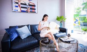 3 căn nhà sang chảnh của Phạm Hương sau 3 năm đăng quang Hoa hậu