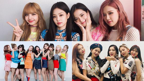 Dù thường xuyên lập thành tích trên Youtube, nhưng về doanh thu album, Black Pink luôn xếp sau Twice và Red Velvet.