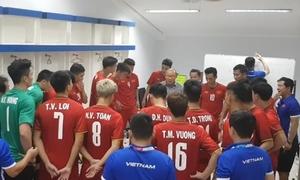 Câu nói truyền lửa của HLV Park Hang-seo trước giờ tuyển Việt Nam ra sân