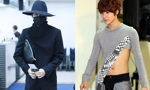 Những trang phục kỳ quặc chỉ sao Hàn mới dám diện