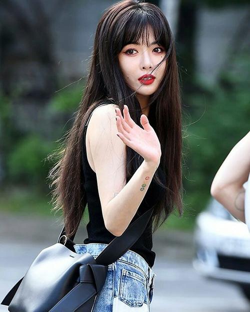 3 màu tóc nâu của idol Hàn giúp da sáng bừng không cần đánh phấn - 11