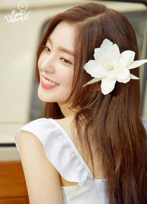 3 màu tóc nâu của idol Hàn giúp da sáng bừng không cần đánh phấn - 5