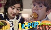Những idol ăn hết mình, quên hình tượng trên show thực tế