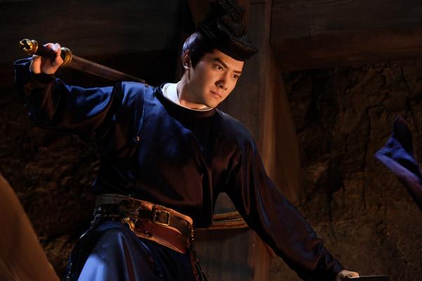Phùng Thiệu Phong cũng đang là cái tên nổi bật của điện ảnh Hoa ngữ.