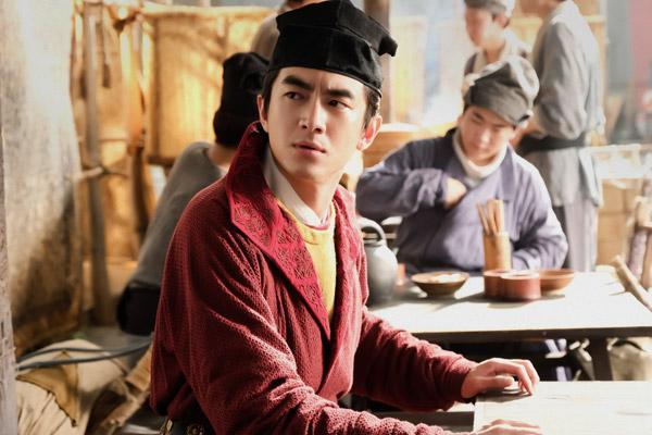 Lâm Canh Tân thì thăng tiến vù vù sau Sở Kiều truyện.