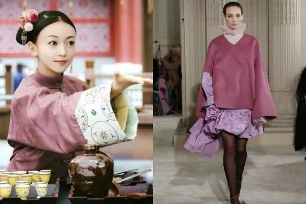 Hóa ra trang phục cổ trang của Diên Hy công lược bắt trend cực xịn với thời trang - 4