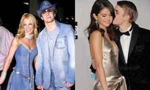 Những chuyện tình 'đi vào dĩ vãng' của sao Hollywood