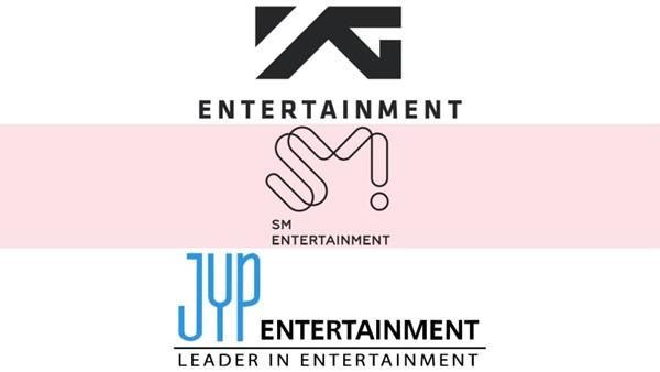 Trong khi doanh thu và lợi nhuận của SM và JYP đều tăng trưởng, YG giảm mạnh.