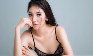 Người đẹp Thiên Hương: 'Sẽ không để những kẻ nặc danh hại mình ở cuộc thi tới'