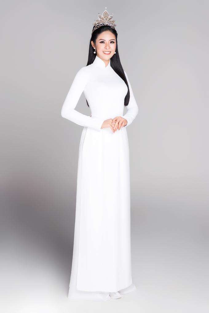 <p> Hoa hậu Việt Nam 2010 - Đặng Thị Ngọc Hân.</p>