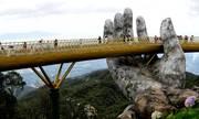 Cầu Vàng Đà Nẵng vào top 10 cây cầu đáng kinh ngạc nhất thế giới