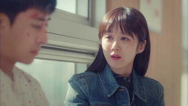 Với diện mạo trẻ trung của mình, Jang Na Ra vào vai cực ngọt.