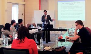 Giảng viên Nguyễn Hùng Cường: 'Tôi chưa bao giờ có hành vi gạ gẫm nào với sinh viên'