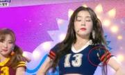 Stylist của Red Velvet bị ném đá vì để Irene mặc áo rách lên sân khấu