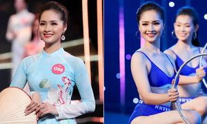 Các người đẹp Hoa hậu Việt Nam đổi phong cách thoắt chốc từ ngọt ngào sang sexy