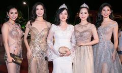 Dàn Hoa hậu, Á hậu Việt Nam qua ba thập kỷ hội tụ khoe sắc