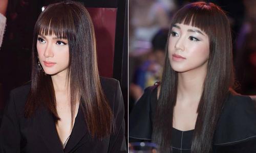 Để chung kiểu tóc, Hương Giang - Sa Lim ngỡ tìm được 'chị em thất lạc'