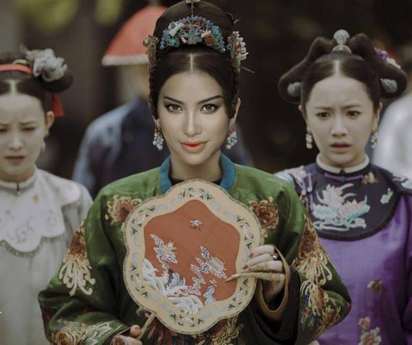 Sao Việt nào vào vai Ngụy Anh Lạc của Diên Hy công lược hợp nhất? - 5