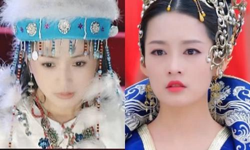 Đọ sắc hai nàng 'Hàm Hương' xinh đẹp nhất nhì màn ảnh Trung Quốc