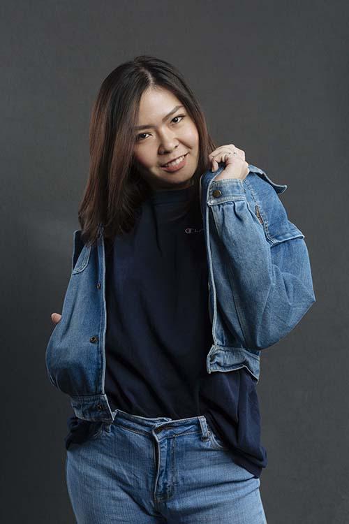 Thí sinh Lê Phương Trinh sở hữu ngoại hình ưa nhìn, phong cách tự tin.