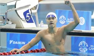'Hot boy bơi lội' Quý Phước, Paul Lê Nguyễn vào chung kết Asiad 2018