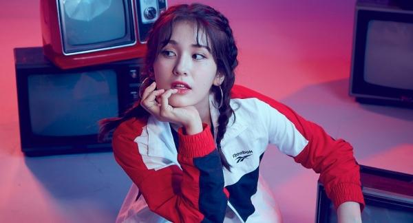 Somi sinh năm 2001, từng ra mắt với I.O.I sau Produce 101.