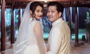 Nhã Phương chính thức xác nhận chuyện đám cưới với Trường Giang
