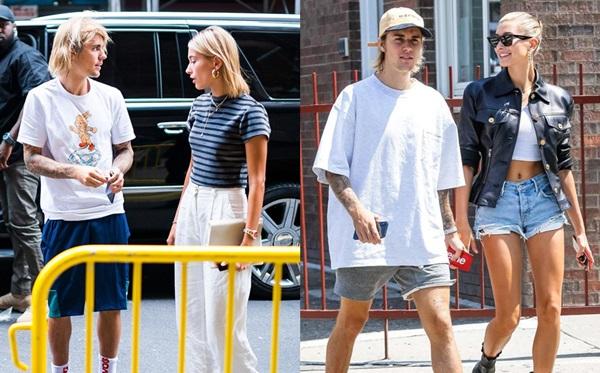 Mối quan hệ của Justin và Hailey đang rất tốt đẹp.