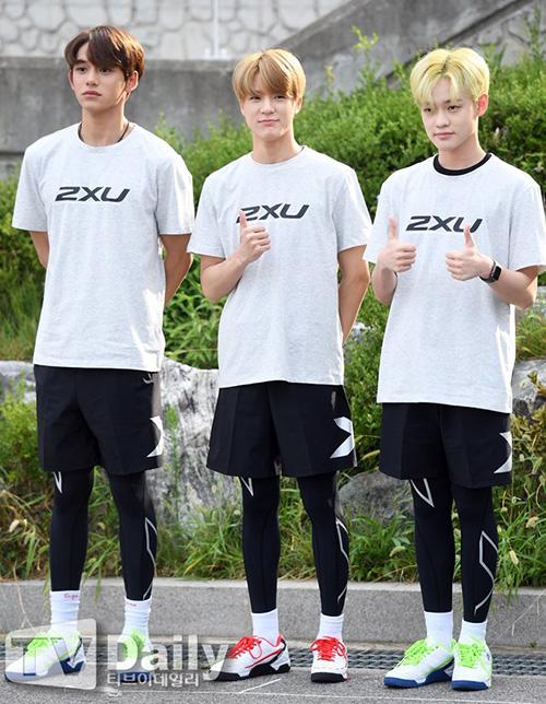 3 thành viên của NCT gồm Lucas, Jeno và Chenle sẽ tham gia đại hội thể thao năm nay.
