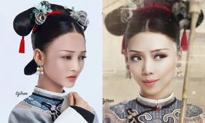 Sao Việt nào vào vai Ngụy Anh Lạc của 'Diên Hy công lược' hợp nhất?