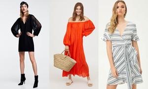 Thử độ sành hàng hiệu, đoán đâu là trang phục của Zara?