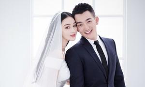 Trương Hinh Dư làm đám cưới giản dị vào ngày 27/8