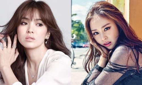 Cùng quay lại màn ảnh, Song Hye Kyo được mong chờ, Kim Tae Hee bị chê tới tấp