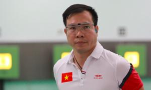 Hoàng Xuân Vinh bị loại ở nội dung từng đoạt HCV Olympic