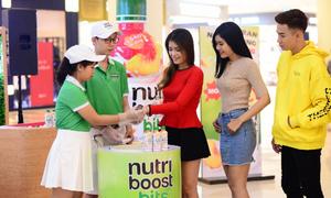 Ra mắt sữa trái cây đào miếng dành cho thị trường Việt Nam