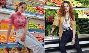 Ngồi trên kệ siêu thị chụp #ootd như Chi Pu: Mốt hot trên thế giới