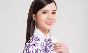 Hoa khôi Thúy Vi đại diện Việt Nam thi Hoa hậu châu Á - Thái Bình Dương
