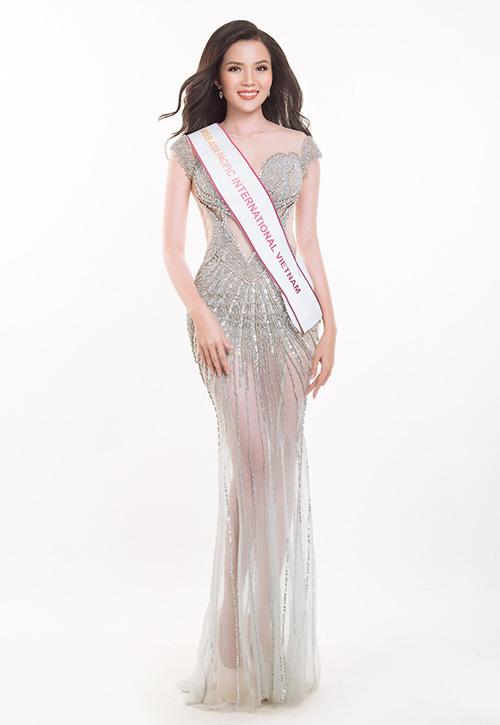 Hoa khôi Huỳnh Thúy Vi đại diện Việt Nam thi Hoa hậu châu Á - Thái Bình Dương - 1