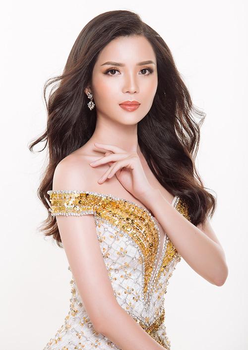 Hoa khôi Huỳnh Thúy Vi đại diện Việt Nam thi Hoa hậu châu Á - Thái Bình Dương