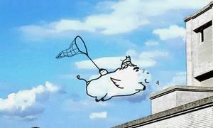 Bộ ảnh 'tưởng tượng từ đám mây' dễ thương của du học sinh 9x