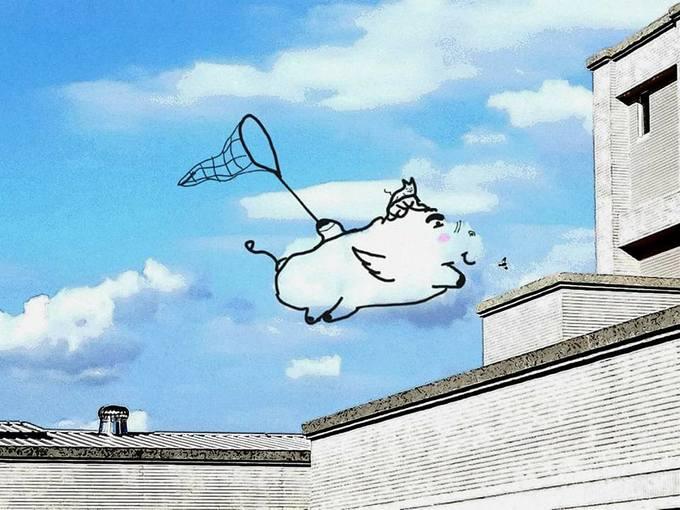<p> Những bức ảnh chụp đám mây biến thành con vật đang gây chú ý trên các diễn đàn. Tác giả bức ảnh là Quang Thiện (21 tuổi), du học sinh Đài Loan (Trung Quốc).</p>