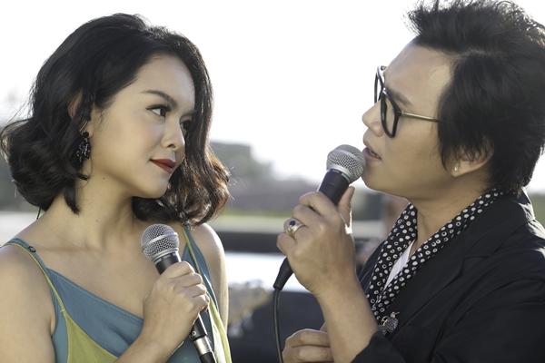 Phạm Quỳnh Anh - Hoàng Hiệp song ca Biển tình.