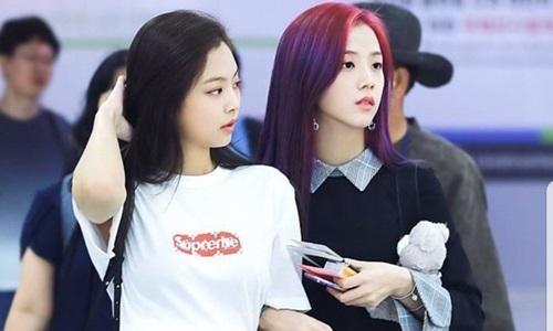 Ji Soo và Jennie (Black Pink) - bộ đôi visual đủ sức 'cân cả Kpop'