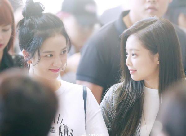 Jennie từng bình chọn Ji Soo là visual số 1 của Black Pink.