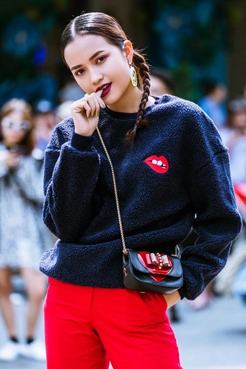 Quán quân Next Top Ngọc Châu đăng quang Hoa hậu Siêu quốc gia Việt Nam 2018 - page 2 - 4