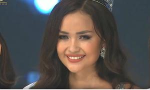 Quán quân Next Top Ngọc Châu đăng quang Hoa hậu Siêu quốc gia Việt Nam 2018