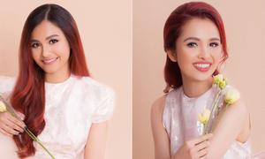 Hoa hậu Việt Nam 1990 Diệu Hoa khoe hai con gái 'mỹ nhân'