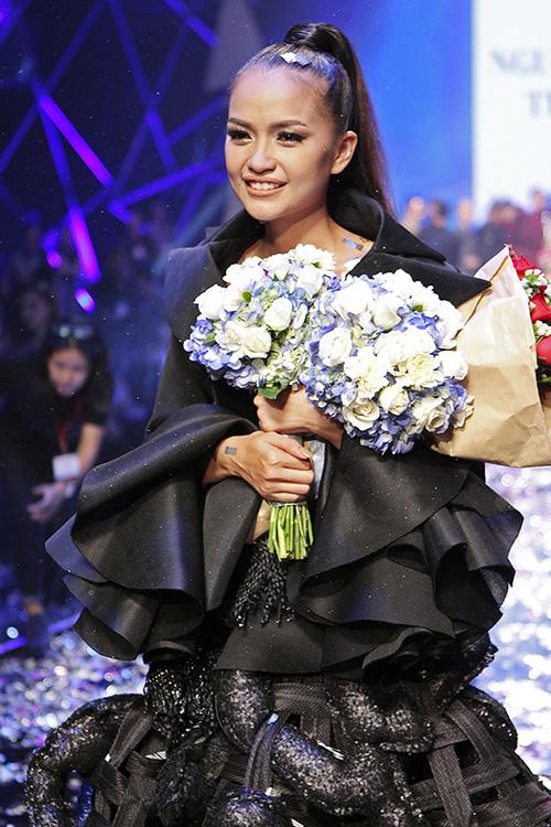 Quán quân Next Top Ngọc Châu đăng quang Hoa hậu Siêu quốc gia Việt Nam 2018 - page 2 - 2