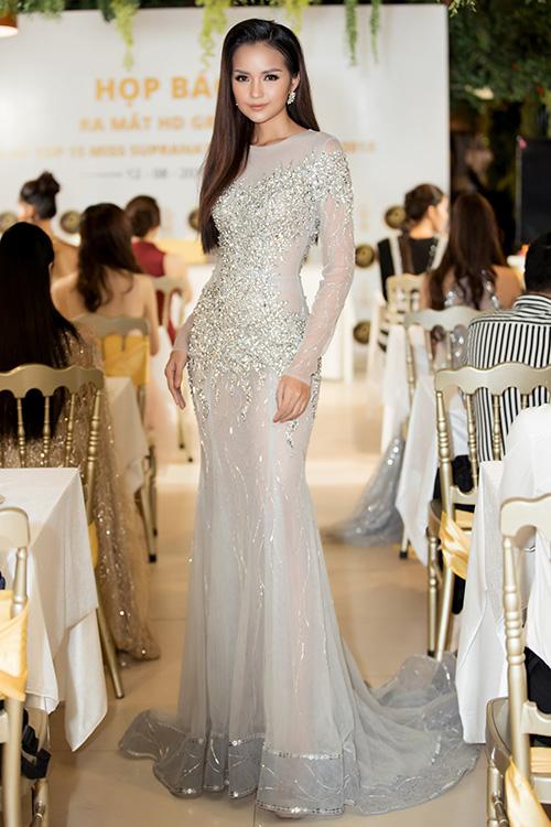 Quán quân Next Top Ngọc Châu đăng quang Hoa hậu Siêu quốc gia Việt Nam 2018 - page 2 - 3